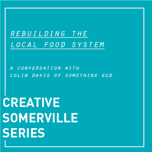 Creative Somerville Colin Davis Something GUD-02
