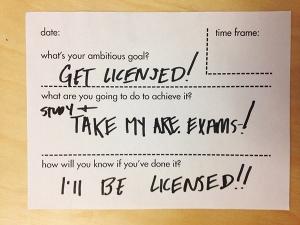Architectural Licensure