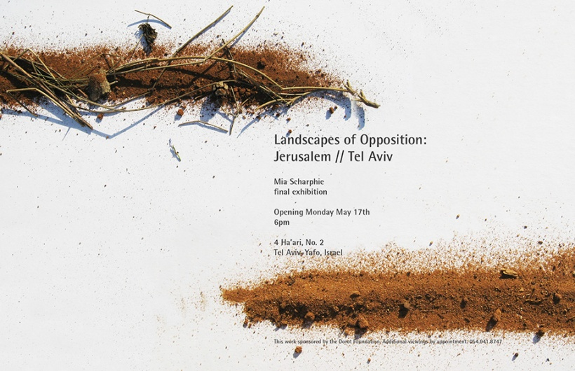 Landscapes of Opposition Exhibition